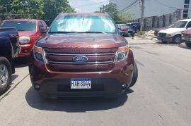 Ford, Explorer Limited | 2015