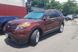 Ford, Explorer Limited | 2015
