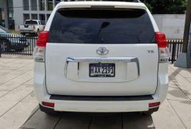 Toyota Prado TX 2013 Blindaje Nivel 3