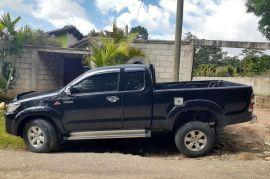Toyota Hilux 2.5 año 2014