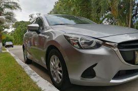 MAZDA 2 Sedan 2017