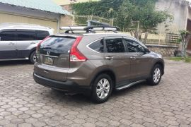 Honda, CRV-EX   2014