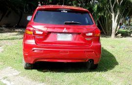 Mitsubishi, Outlander Sport | 2012