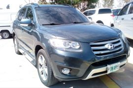 Hyundai, Santa Fe   2012