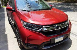 HONDA CRV EXL 2019