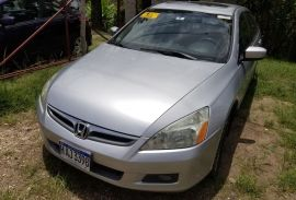 Honda, Accord | 2007