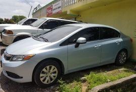 Honda, Civic LX   2012