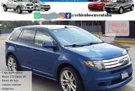 FORD EDGE SPORT AÑO 2010