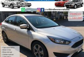 FORD FOCUS SE AÑO 2018