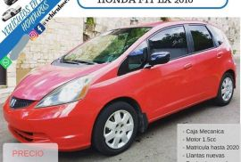HONDA FIT AÑO 2010