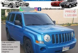 JEEP LIBERTY AÑO 2008