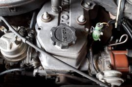 Toyota, 22R   1984