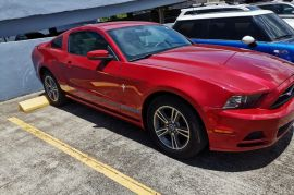 Ford, Mustang | 2013