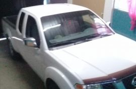 Nissan Frontier SE 2008