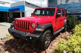 JEEP WRANGLER UNLIMITED SPORT AÑO 2020