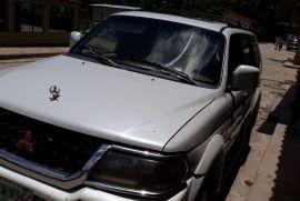 Mitsubishi, Montero Sport | 2000