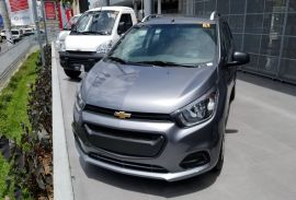 CHEVROLET BEAT HB AÑO 2020