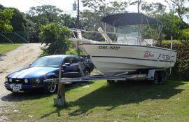 Se vende lancha marca Robalo Open Fisherman