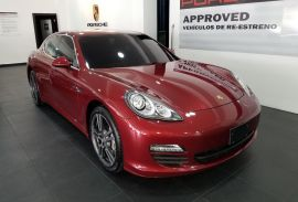 PORSCHE PANAMERA AS HYBRID TURBO 4W DRIVE AÑO 2013
