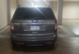 Ford, Explorer XLT | 2012