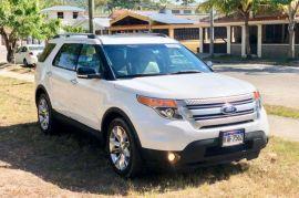 Ford, Explorer XLT | 2014