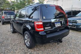 FORD ESCAPE LIMITED DVD 2011