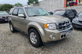 FORD ESCAPE 4WD LIMITED  2012