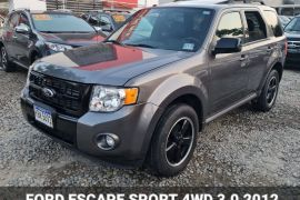 FORD ESCAPE XLT SPORT  4x4 2012
