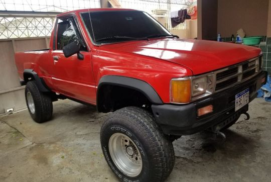 Toyota 22R 1987