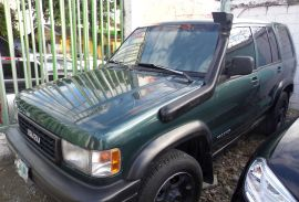 ISUZU TROOPER 2011
